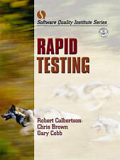 New Rapid Testing by Robert Culbertson