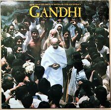 Ravi Shankar/George Fenton - Gandhi - 1982 Hong Kong Press - Near Mint Vinyl LP