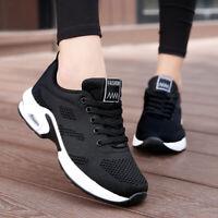Womens Jogging Training Air Running Shoes Athletic Mesh Walking Tennis Sneakers