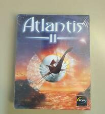 Atlantis II 2 PC CD-ROM Big Box ✰NEU & OVP✰