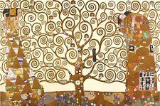 Tree Of Life Gustav Klimt Poster Art Print 24x36