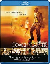 COACH CARTER (Samuel L.Jackson)   -  Blu Ray - Sealed Region free for UK