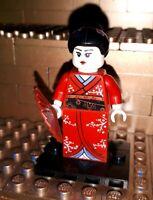 Lego Figur Serie 4 Kimono Mädchen Sammelfigur Minifig Kimono Girl