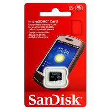 SanDisk MicroSD MicroSDHC 32GB TF Flash Memory Card Class 4 C4