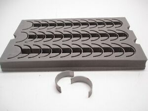 """36 NEW PANKL VANDERVELL CONNECTING ROD BEARINGS 2.008"""" 1.850"""" .001"""" CARRILLO 722"""