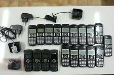 LOT 19 TELEPHONE DECT 300 400 HANDSET - ALCATEL LUCENT PABX OCTOPHON - A TESTER