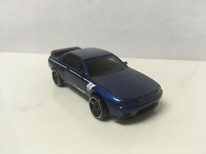 2018 Hot Wheels Loose Blue Nissan Skyline GT-R R32 BNR32