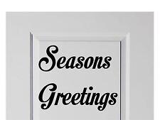 Temporadas Saludos Navidad Elegante Calcomanía Decoración para el Hogar Navidad
