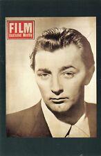Nostalgia Postcard Film Movie Actor Robert Mitchum Reproduction Card NS43