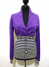 FORNARINA Maglione Maglia Donna Cotton Rayon Wool Woman Sweater Sz.S -  42