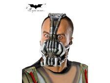 Máscara de Bane el caballero de la noche asciende Adulto Juegos con disfraces Disfraz Tom Hardy de Batman