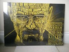 Breaking Bad Poster-Collection Only