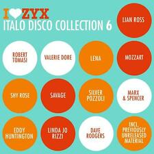 Pop Disco Musik-CD 's vom ZYX-Label
