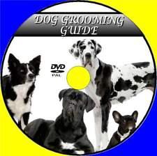 TOELETTATURA Tecniche di video DVD Guida passo per passo le unghie occhi De-stuoia ecc.