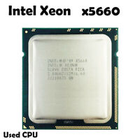 Intel Xeon X5660 2.8 GHz Six-Core Twelve-Thread CPU Processor 95W LGA 1366 ARMG