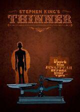 Stephen King's Thinner DVD Region 1
