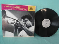 Chet Baker Quintette, Crown Records CLP 5317, 1963, Cool Jazz, Bop