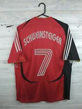 Schweinsteiger Germany jersey medium 2006 2008 away shirt soccer football Adidas