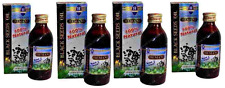 4 x Hemani Black Seed Cumin Nigella Sativa Oil Pure Natural Kolanji Oil  125ml