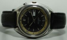Vintage Seiko Bellmatic Alarm Automatic Day Date Wrist Watch k519 Used Antique