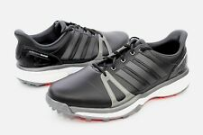 adidas Mens Adipower Boost 2 Black Red Golf Shoes Q44660 Size 13 US