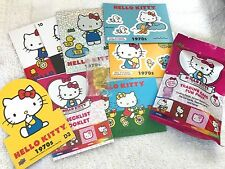 ❤️HELLO KITTY FUN PACK 😺Christmas🎄Stocking Stuffers Party Favor NEW 60 Avail❤️