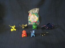 Disney & Other Toy Dragons Elliot -Gronckle- 2 Headed -Stuffy Lot of 8 Some RARE
