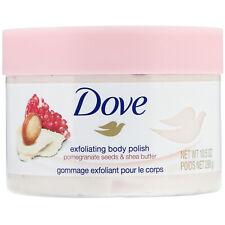 Exfoliating Body Polish, Pomegranate Seeds & Shea Butter, 10.5 oz (298 g)