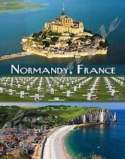 France - NORMANDY - Travel Souvenir Fridge MAGNET