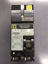 Square D Circuit Breaker 100amp