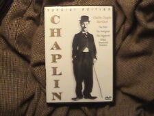 Charlie Chaplin Marathon (DVD, 1999, Special Edition) 4 Films
