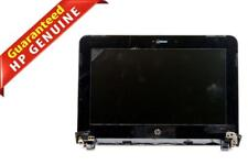 "HP Mini 110-3000 10.1"" LED LCD Display Assembly W/Webcam And Hinges 622656-001"