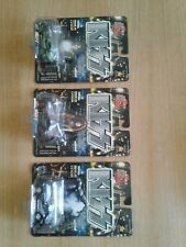 1999 Kiss Racing Champions 1:64 Die Cast Vehicles Lot of 3