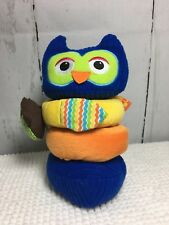 Baby Toy Owl Early Years Skip Hop Chicco Lovey Rattle Activity Plush