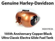 105th Anniversary Harley Davidson Ultra Classic Electra Glide Fuel Perto Tank