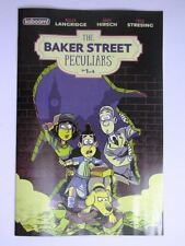 Kaboom! Comics: THE BAKER STREET PECULIARS #1 MARCH 2016 #