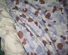 OZZIE DESERT CAMO REPRO 100% COTTON MATERIAL FABRIC - ARMY DEFENCE CADETS