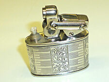 KW (KARL WIEDEN) LIGHTER WITH SILVER CASE - MODELL 660 1/2 - 1932 - GERMANY-RARE