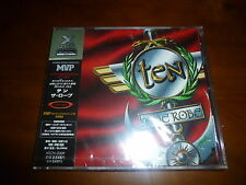 Ten / The Robe JAPAN Gary Hughes Vinny Burns AOR NEW!!!!!!! B5