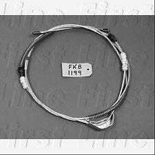 GENUINE FIRSTLINE  BRAKE CABLE COMPLETE FOR VAUXHALL FKB1199