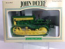 ERTL 1/16 Collectors Edition Die Cast John Deere 430 Crawler Tractor NIB