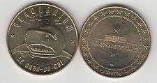 Gertbrolen Gard LE GRAU DU ROI  2007 Seaquarium Requin Médaille Monnaie de Paris