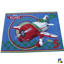 Teppich Disney PLANES PL03 *Number 5* 95x133 cm Comic Flugzeug Spielteppich Neu