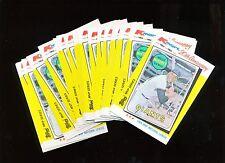 1982 Topps K-Mart  #16 1969 Willie McCovey 24 Card Lot Nice!