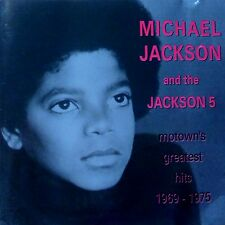 Michael Jackson and the Jackson 5 / Motown's Greatest Hits 1969 - 1975 / CD