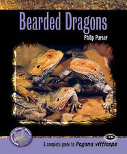 Bearded Dragons: A Complete Guide to Pogona Vitticeps (Complete Herp-ExLibrary