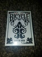 Nautic Back Deck Bicycle Playing Cards Poker Size Custom Limited Edition. New