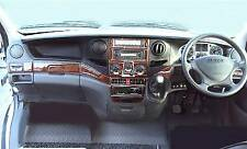 NEW IVECO DAILY 2008 UP MODELS WOOD WALNUT DASH TRIM KIT