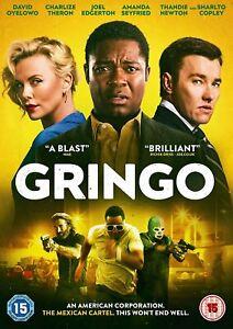 GRINGO - DVD - NEW SEALED**FREE POST**