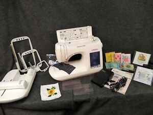 Singer Quantum XL-1000 Sewing and Embroidery Machine SHIPS FREE elehosp